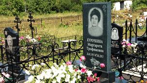 Ваза. Лезниковский гранит Ярцево Эконом памятник Волна Нагатинская
